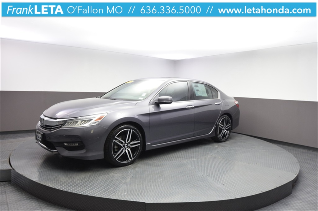 Certified Pre-Owned 2016 Honda Accord Touring