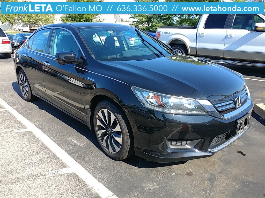Pre Owned 2014 Honda Accord Hybrid