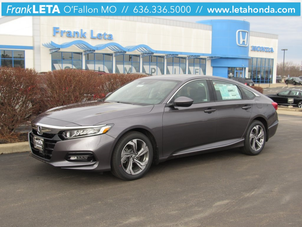 New 2018 Honda Accord EX L 2 0T