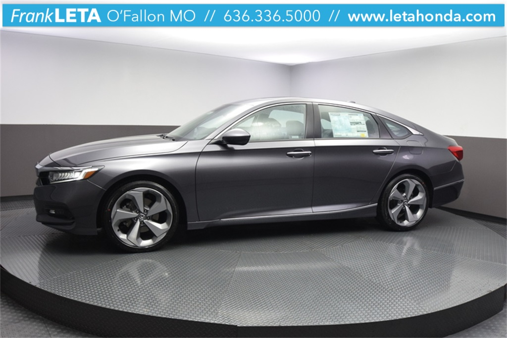 New Honda Accord >> New 2019 Honda Accord Touring 2 0t 4d Sedan For Sale St Louis