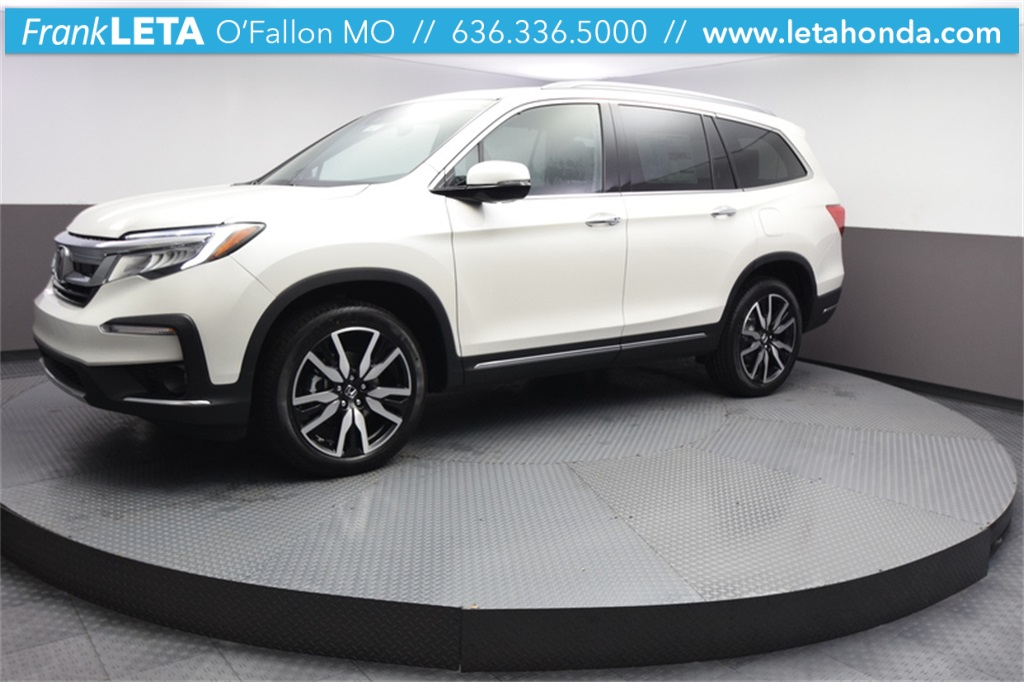 New 2019 Honda Pilot Elite 4d Sport Utility For Sale St Louis