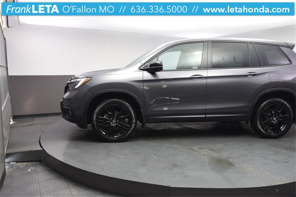 New 2019 Honda Passport Sport 4d Sport Utility For Sale St Louis