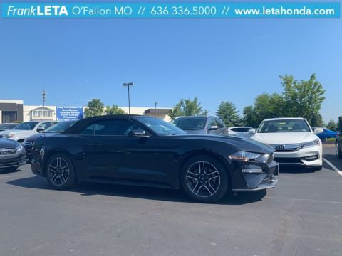 Certified Pre-Owned 2018 Ford Mustang EcoBoost