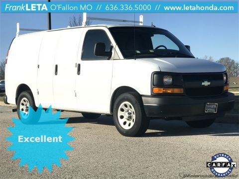 Pre-Owned 2014 Chevrolet Express 1500 Work Van