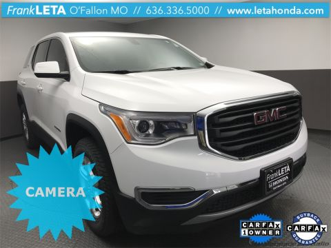Certified Pre-Owned 2018 GMC Acadia SLE-1