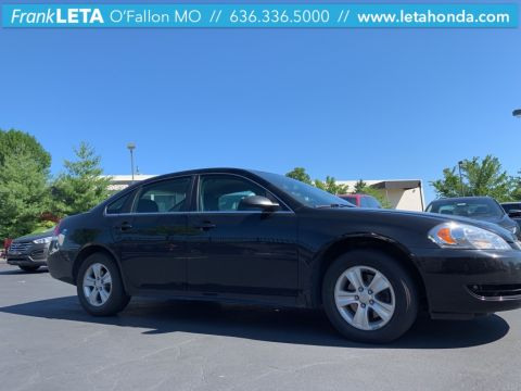 Certified Pre-Owned 2015 Chevrolet Impala Limited LS