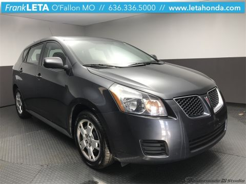 Certified Pre-Owned 2010 Pontiac Vibe Base